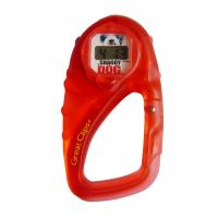 Digital Sports Watch OEM Red Mountaineering Watch For Lady Manufactures