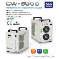 China Industrial water chiller S&A CW-5000 supplier on sale