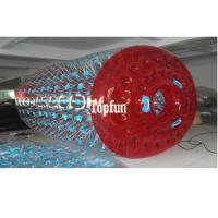 Plato 1.0mm PVC Inflatable Water Walking Ball , Human Sized Hamster Ball Manufactures