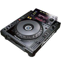 Pioneer CDJ-900 Multi Audio Format CD Player Manufactures