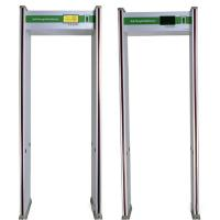 Outdooor Waterproof Walk Through Metal Detector Accurate Alarm Automatically Calibration Manufactures