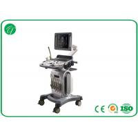 Automatically / Manually Color Doppler Ultrasound Scanner For Pregnancy Baby Checking Manufactures