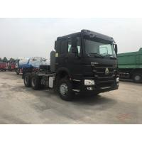 Manual Operated Heavy Duty Tractor / Sinotruk Tractor Truck Max Speed 102 Km /H Manufactures