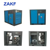350HP 250KW Rotary Screw Air Compressor With Direct Connection Manufactures