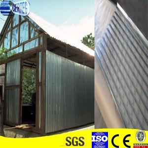 China Galvanized Steel Corrugated Roof Panel on sale