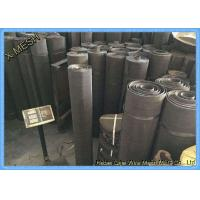 Carbon Steel Heavy Duty Wire Mesh Panels Plain Weaving Fit Filter Disc Making Manufactures