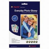 China 180gsm High Glossy A4 Inkjet Paper for Creating Exceptional Quality Homemade or Office-made Photos on sale