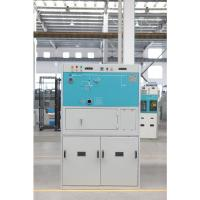 Sf6 High Voltage Switchgear With Three Phase Indoor AC Single Busbar Ring Main Unit Switchgear