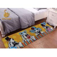 Noise Reduction Colorful Area Rugs For Living Room / Dining Room Different Color Manufactures