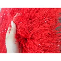 Quality 9cm Long Big size 4x20m/4x25m Microfiber mixed with Polyester Silk Plain Shaggy Rug for sale