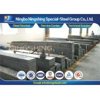 Professional O1 Mold Steel / Cold Work Tool Steel Flat Bar For Bolster Dies Manufactures