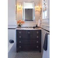 cheap bathroom vanity cheap wooden cabinet Manufactures