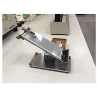Digital Professional Rolling Ball Tack Tester To Test Adhesives Tape Manufactures