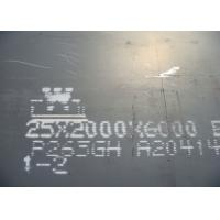 Cold Rolled Mild Carbon Steel Plate 0.5mm - 200mm For Rig Industry Manufactures