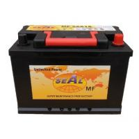 MF56638 SEA Car Battery, 66 AH 12v Sealed Car Battery For Europe Car / Auto Manufactures