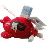 Custom Ddung Soft Toy Pillow For Gift , Soft Lovely Car Mobile Phone Holder Manufactures