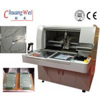 China Dual Table 60000RPM CEM PCB Router Machine on sale