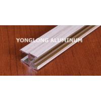 Metal Building Material Wardrobe Aluminium  Profile Corrosion Resistance For Industrial Manufactures