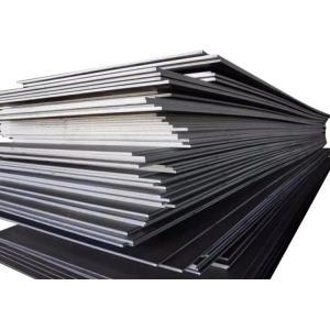 Galvanized Hard Steel Plate , Carbon Steel Sheet Plain End Beveled End Manufactures