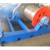 1 Ton -10 Ton High Safety Electric Winch With Hand Control Brake Convenient Move Manufactures