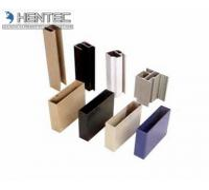 China OEM Aluminum Window Extrusin Profiles With Finished Mchining on sale