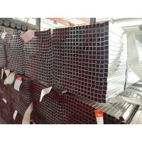 China ASTM Galvanized Square Tube / Galvanized Steel Pipe For Greenhouse on sale