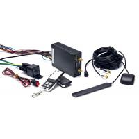 China GSM/GPS Car Alarm and Tracking System GPS-100 on sale