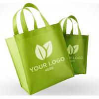 Custom Promotional PP Non Woven Bags Shopping Use 35*40*10cm With Logo Print Manufactures
