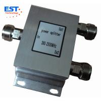 150W 2 Way High Power Divider/Splitter ( EST800-2500MHZ ) , 90x85x30mm Manufactures