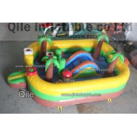 mini playground, small playground, 4mx6m playground,chinese inflatables ,cheap inflatable Manufactures