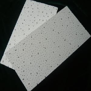 Mineral Fiber Ceiling Panel (SGS, Jinzhou) Manufactures