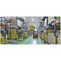 Warehouse High Density Cold Storage System Large Capacity Customized Color Manufactures