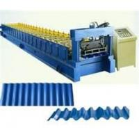 5.5kw 18groups Roofing Sheet Roll Forming Machine with + /- 0.5mm Cutting Length Tolerance Manufactures