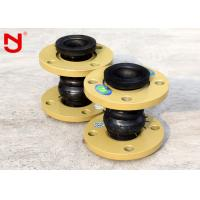 OEM ODM Double Sphere Rubber Expansion Joint Lightweight Multiple Application Manufactures