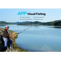 China APP visual fishing camera APP WiFi Hot-spot, mobile APP real-time monitoring fish bite bait Support OSMAC / Android OS on sale
