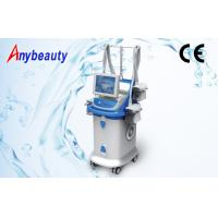 four handles Medical Cryolipolysis Slimming Machine Multifunction Beauty Salon Equipment Manufactures