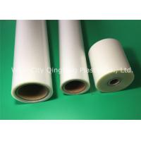 Quality Clear 75mic 80mic 100mic PET Soft Polyester Plastic Laminating Film Roll for sale