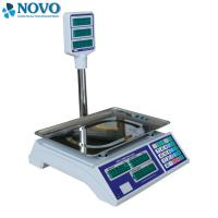 High Accuracy Digital Jewelry Scale , Price Calculating Scale Tube Type 360° Rotary Hanger Manufactures