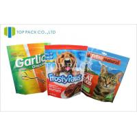 Dog Food Printed Stand Up Pouches Manufactures