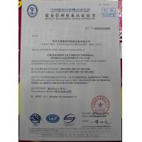 Jiangsu olymspan thermal energy equipment co.,ltd Certifications