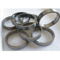 Hard Alloy Tungsten Carbide Rings For Oil Industry High Precision Tolerance Manufactures
