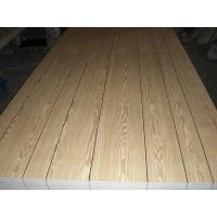 2.7mm,3.0mm paper overlay plywood with brown grooves,best quality   Manufactures