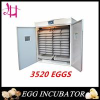 Good price eggs incubator 3520 eggs for sale Hot selling Manufactures