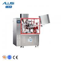 Automatic Toothpaste/Paste Tube Filling Sealing Machine Manufactures