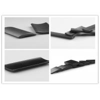 Permanent Ferrite Segment Magnets , Hard Ferrite Magnet For Car Wiper Motor Manufactures