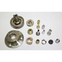 Fabrications Service CNC Machining Parts , Cnc Machined Components For Railway Industry Manufactures