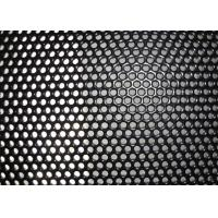 Quality 3m Long Perforated Galvanized Steel Sheet Acid - Resistant 0.08 - 100mm Hole for sale