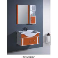 100 X48/cm PVC bathroom cabinet/  wall cabinet / hung cabinet / white color for bathroom Manufactures