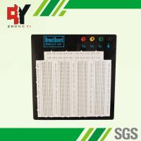 Large Size Circuit Board Breadboard Adhesive Solderless Breadboard Round Holes Manufactures