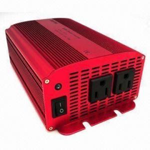 China 600W Modified Sine Wave Inverter, 12V DC to 110/120V AC Power Supply on sale